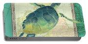 Aqua Maritime Sea Turtle Portable Battery Charger