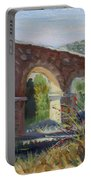 Aqueduct Near Pedraza Portable Battery Charger
