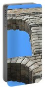 Aqueduct Of Segovia Portable Battery Charger
