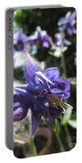 Aquilegia -  Columbine Portable Battery Charger