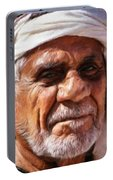 Arabian Old Man Portable Battery Charger