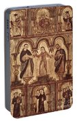 Aragon: Jesus & Disciples Portable Battery Charger