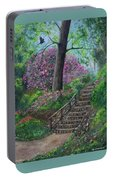 Araluen Abloom Portable Battery Charger