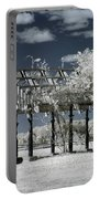 Arbor In Petersburg National Battlefield Portable Battery Charger