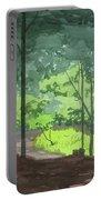 Arboretum Path Portable Battery Charger