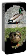 Arboretum Quackers Portable Battery Charger
