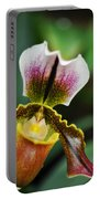 Arboretum Tropical House Orchid II Portable Battery Charger