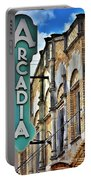 Arcadia Theater Portable Battery Charger