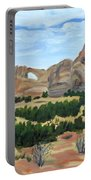 Arch In Landscape Portable Battery Charger