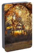 Arch Of Trees Portable Battery Charger