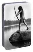 Archery: Nootka Indian Portable Battery Charger