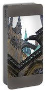 Arches And Spires Portable Battery Charger