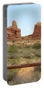 Arches National Park 23 Portable Battery Charger