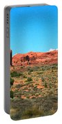 Arches National Park In Moab, Utah Portable Battery Charger