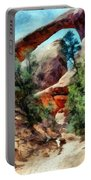 Arches National Park Trail Portable Battery Charger