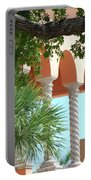Arches Thru The Trees Portable Battery Charger