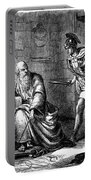 Archimedes (c287-212 B.c.) Portable Battery Charger