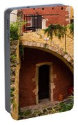Architectural Details In Chania Portable Battery Charger