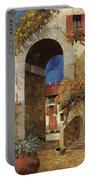 Arco Al Buio Portable Battery Charger by Guido Borelli