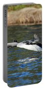 Arctic Loon Take Off Portable Battery Charger