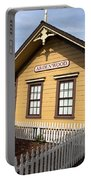 Ardenwood Historic Farm Railroad Station Portable Battery Charger
