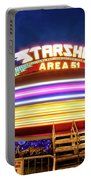 Area 51 Gravitron Portable Battery Charger
