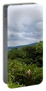 Arenal Lake And Volcano Portable Battery Charger