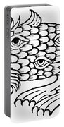 Argus Sea Monster, 1537 Portable Battery Charger