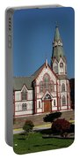 Arica Chile Church Portable Battery Charger