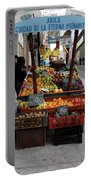 Arica Chile Fruit Stand Portable Battery Charger