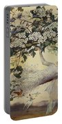 Ariel Portable Battery Charger by John Anster Fitzgerald