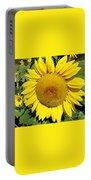 Arikara Sunflower Portable Battery Charger