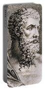 Aristotle, Ancient Greek Philosopher Portable Battery Charger