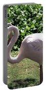 Arizona Flamingos Portable Battery Charger