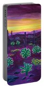 Arizona Landscape Portable Battery Charger