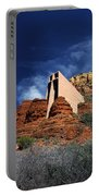 Arizona, Sedona  Chapel Of The Holy Cross Portable Battery Charger