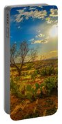 Arizona Sunset 28 Portable Battery Charger