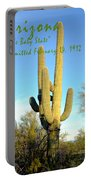 Arizona The Baby State Portable Battery Charger