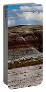 Arizona's Painted Desert #3 Portable Battery Charger