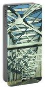 Arkansas Side Of Helena Bridge 1 Portable Battery Charger