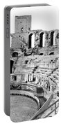 Arles Amphitheater A Roman Arena In Arles - France - C 1929 Portable Battery Charger