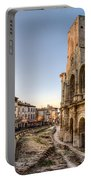 Arles Streets And Arena Portable Battery Charger