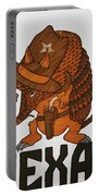 Armadillo Sheriff  Portable Battery Charger