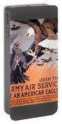 Army Air Service Portable Battery Charger