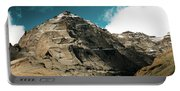 Around Holy Kailas Himalayas Tibet Yantra.lv Portable Battery Charger