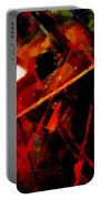Art And Music Painting Portable Battery Charger