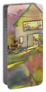 Art Barn, Port Clyde Portable Battery Charger