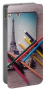Art Portable Battery Charger
