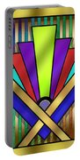 Art Deco 23 Portable Battery Charger