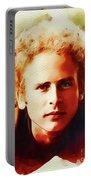 Art Garfunkel, Music Legend Portable Battery Charger